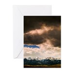 Silver Cliff, Colorado Greeting Cards (Pk Of 20)