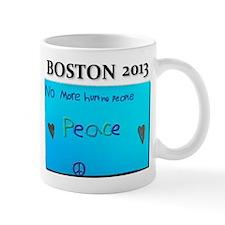 Boston Peace Mug