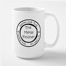 Lab is good. The Metal Finisher Mug