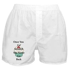 Going Scratch Boxer Shorts