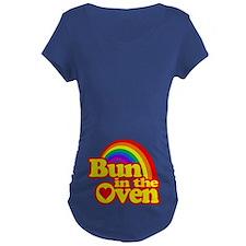 Cute! Bun in the Oven Maternity T-Shirt