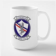 VMFA 115 Silver Eagles Mug