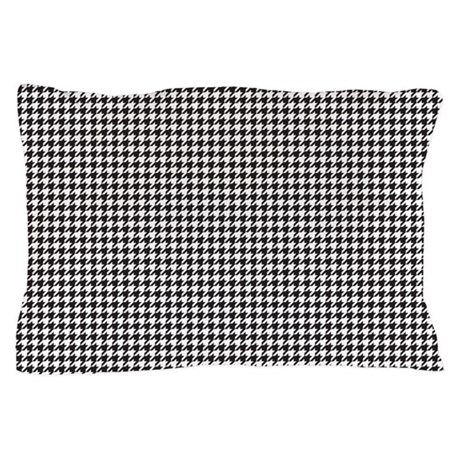 Houndstooth Pillow Case