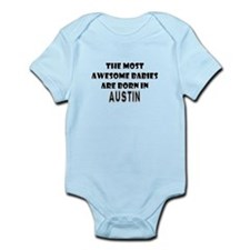 THE MOST AWESOME BABIES ARE BORN IN AUSTIN Body Su