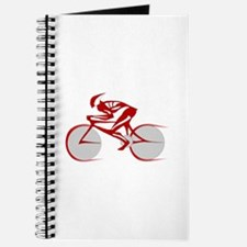Cute Bicycle anatomy Journal
