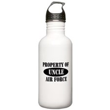 AF Uncle Property Water Bottle