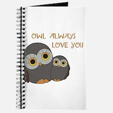 Owl Always Love You Journal