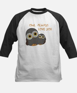 Owl Always Love You Baseball Jersey