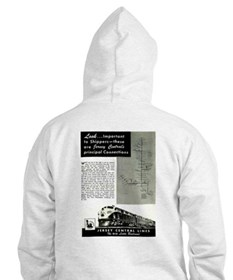 Jersey Central Lines Hoodie