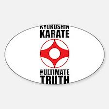 Kyokushin karate Decal