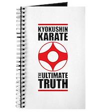 Funny Kyokushin karate Journal