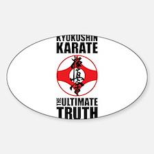 Kyokushin karate 2 Decal