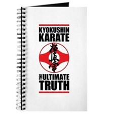 Kyokushin karate 2 Journal