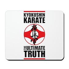 Kyokushin karate 2 Mousepad