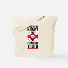 Kyokushin karate 2 Tote Bag
