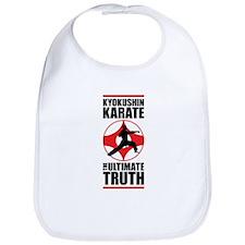 Kyokushin karate 3 Bib