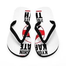 Kyokushin karate 3 Flip Flops