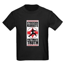 Kyokushin karate 3 T-Shirt