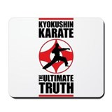 Karate Mouse Pads