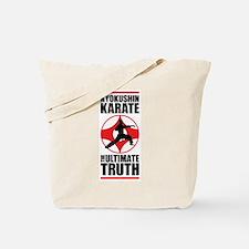 Kyokushin karate 3 Tote Bag
