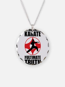 Kyokushin karate 3 Necklace