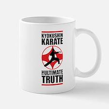 Kyokushin karate 3 Mug