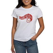 Red_Wave.JPG T-Shirt