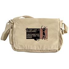 Dance Mom Messenger Bag