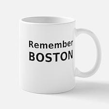 Remember Boston Mug