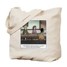 Cute Birth plan Tote Bag