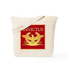 Invictus Ancient Gold Tote Bag