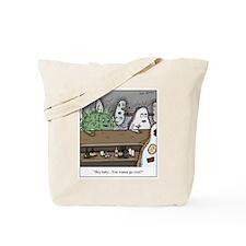 Cute Technology cartoon Tote Bag