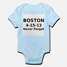 Boston 4-15-13 Never Forget Body Suit