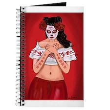 Maiden - dia de los muertos Pin-up Journal