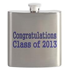 Congratulations Class of 2013 Flask