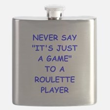 ROULETTE Flask