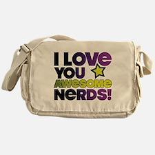 Awesome Nerds Messenger Bag