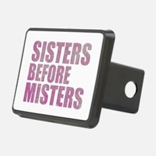 Sisters Before Misters Hitch Cover