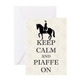 Dressage Stationery