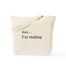 Shhh ... Tote Bag