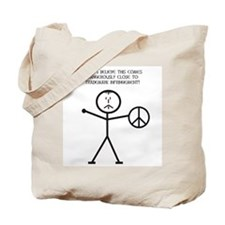 TRADEMARK INFRINGEMENT Tote Bag