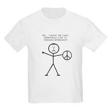 TRADEMARK INFRINGEMENT Kids T-Shirt