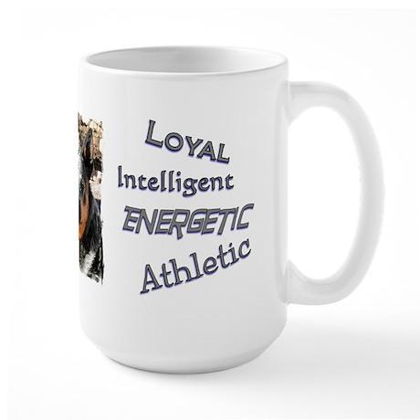 Australian Cattle Dog Mug Large Mug