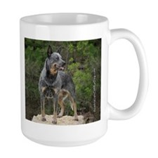 Blue Cattle Dog LargeMug
