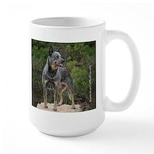 Blue Cattle Dog LargeMug