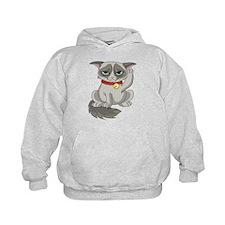 Unlucky Grumpy Cat Hoodie