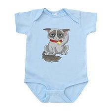 Unlucky Grumpy Cat Body Suit