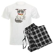 Unlucky Grumpy Cat Pajamas
