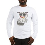 Grumpy cat Long Sleeve T-shirts