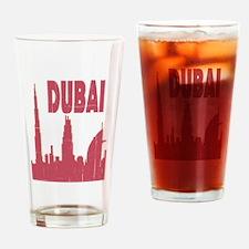 World shanghai Drinking Glass